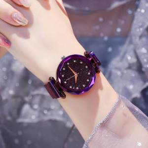 AliExpress  Ladies Magnetic Starry Quartz Wristwatches  AliAddicts
