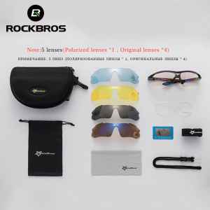 AliExpress  RockBros Polarized Cycling Sun Glasses  AliAddicts