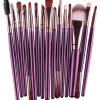15 Pcs makeup brushes set