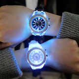 AliExpress | LED Flash Luminous Watch For Women | AliAddicts