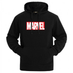 MARVEL Letter Printing Fashion Mens Hoodies | AliAddicts