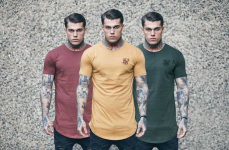 Best review for Hip Hop T-shirt shirts Tops Men  – You Should Try