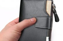 Baellerry Branded Leather Wallet For Men | AliAddicts | AliExpress