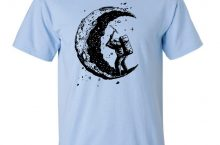 COOLMIND Print Casual Mens O-Neck T-Shirts | AliAddicts