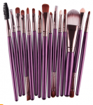 Buy Now  Womens15Pcs Makeup Brushes Set