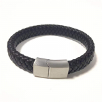 Best review for – Men's Jewelry Braided Leather BraceletYou Should Try