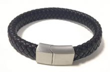 Best review for – Men's Jewelry Braided Leather Bracelet You Should Try